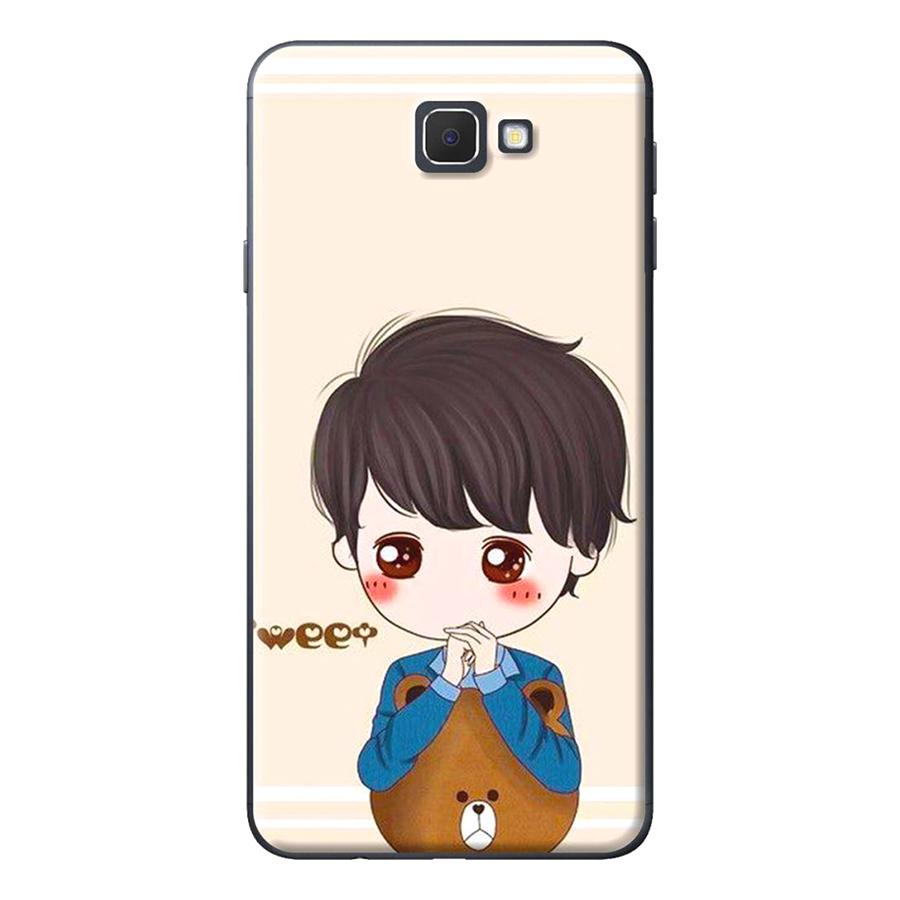 Ốp Lưng Dành Cho Samsung Galaxy J5 Prime, J7 Prime - Anime Boy Ôm Gấu - 1074653 , 2214425500047 , 62_6763025 , 120000 , Op-Lung-Danh-Cho-Samsung-Galaxy-J5-Prime-J7-Prime-Anime-Boy-Om-Gau-62_6763025 , tiki.vn , Ốp Lưng Dành Cho Samsung Galaxy J5 Prime, J7 Prime - Anime Boy Ôm Gấu