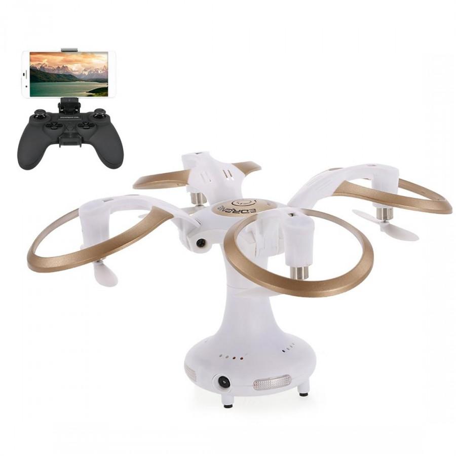 Drone Quadcopter RC Wifi FPV - RTF Hình Quả Bóng