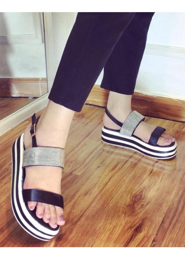 Giày Sandal Bánh Mì