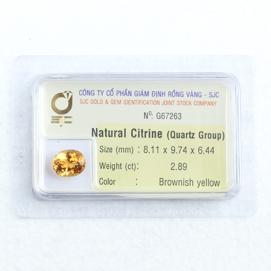 Viên đá kiểm định thạch anh vàng tự nhiên - 1964635 , 4260170870254 , 62_14717387 , 2300000 , Vien-da-kiem-dinh-thach-anh-vang-tu-nhien-62_14717387 , tiki.vn , Viên đá kiểm định thạch anh vàng tự nhiên