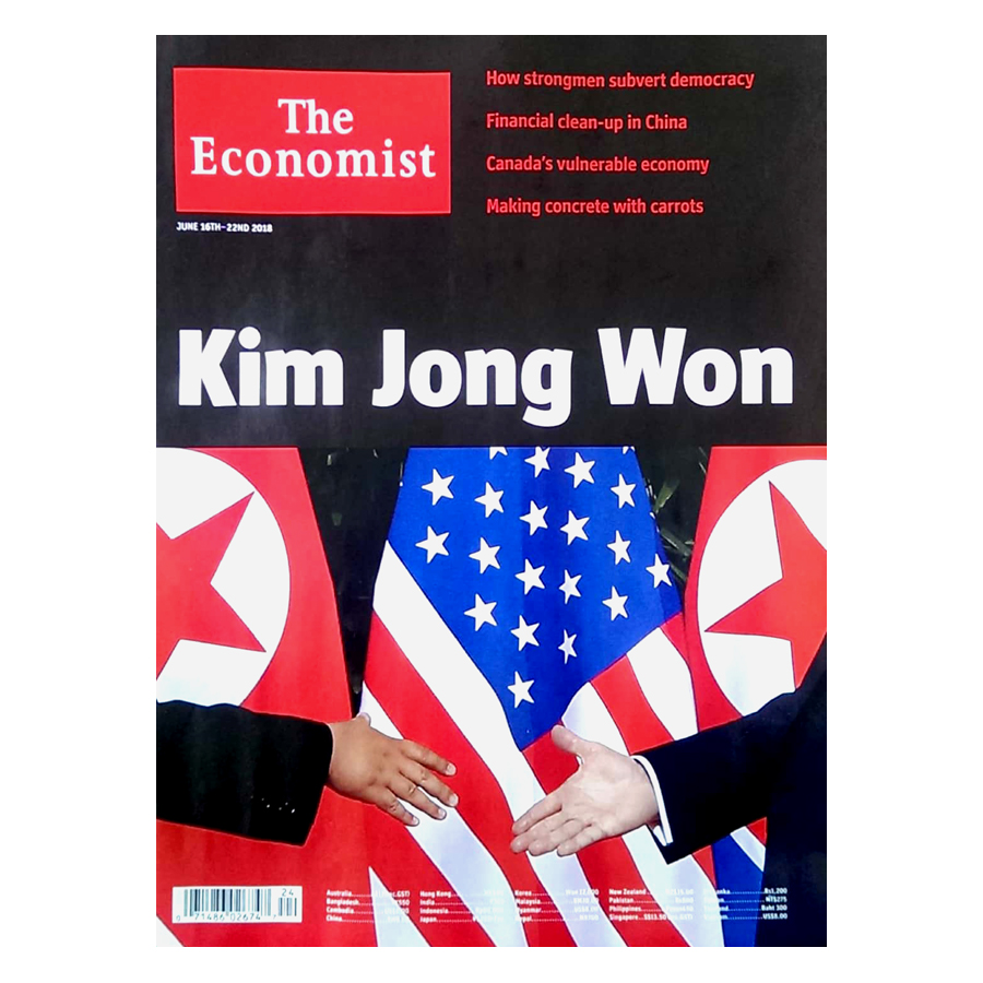 The Economist: Kim Jong Won - 24