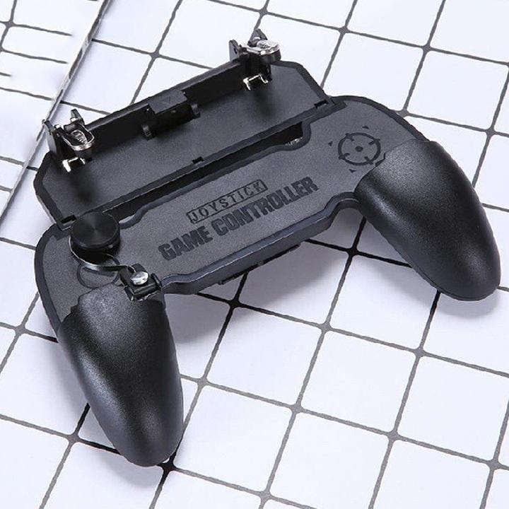 Tay cầm chơi game PUBG cao cấp có quạt tản nhiệt kiêm sạc dự phòng SP+