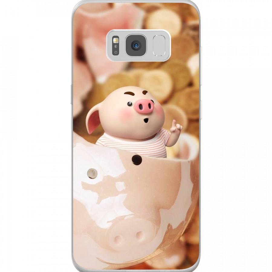 Ốp Lưng Cho Điện Thoại Samsung Galaxy S8 Plus - Mẫu aheocon 115