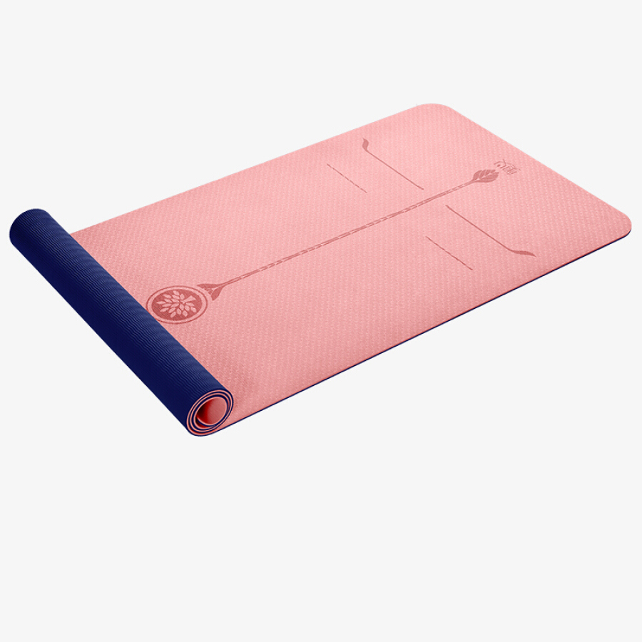Austrian Yoga mat body line double-sided two-color TPE6mm long non-slip fitness mat environmentally friendly tasteless men and women sports mat... - 1905475 , 9207276287352 , 62_10242954 , 482000 , Austrian-Yoga-mat-body-line-double-sided-two-color-TPE6mm-long-non-slip-fitness-mat-environmentally-friendly-tasteless-men-and-women-sports-mat...-62_10242954 , tiki.vn , Austrian Yoga mat body line do