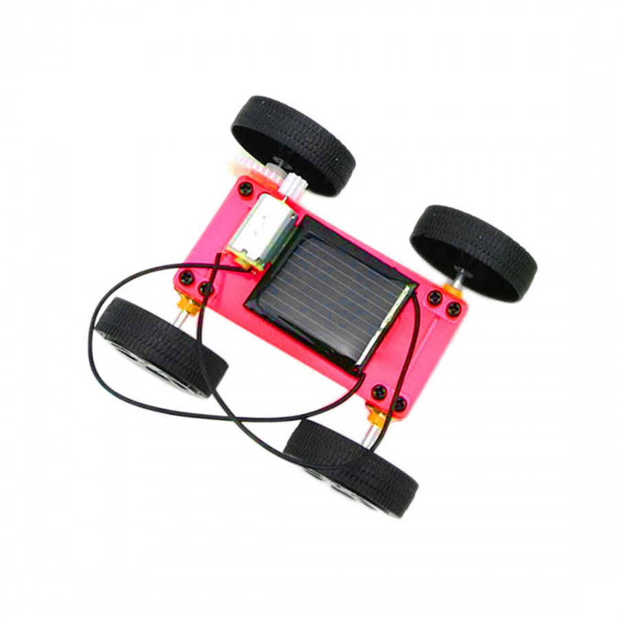 Solar Car Red Special Edition