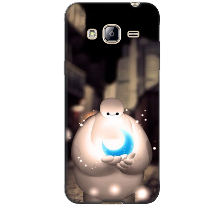 Ốp lưng dành cho điện thoại  SAMSUNG GALAXY J3 2016 hình Big Hero Mẫu 05