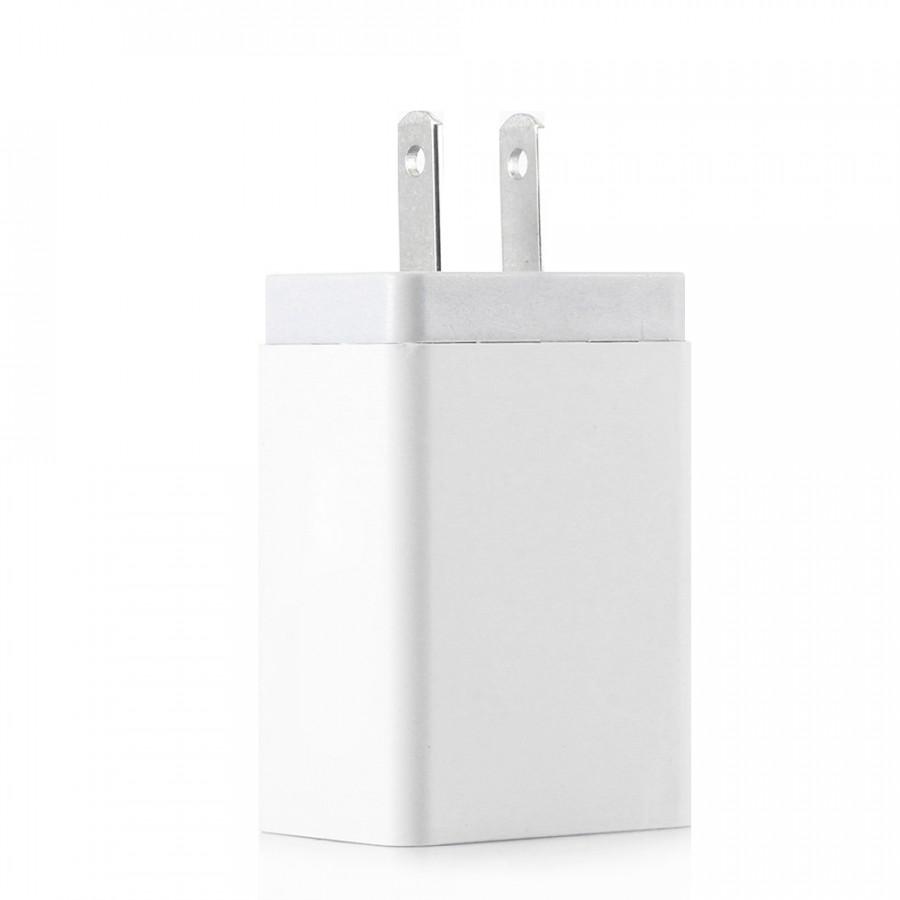 Đầu Sạc Nhanh 3 Cổng USB Chuyển Đổi Đa Năng