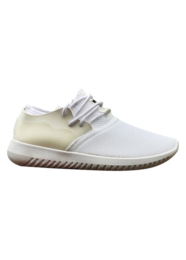 Giày Nam Sneaker Gadino G013 - Trắng