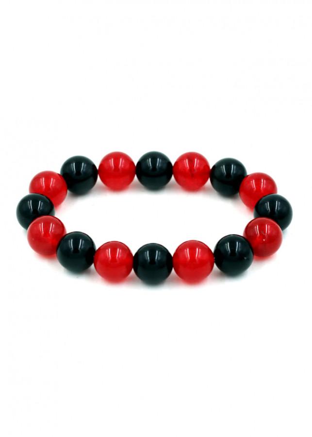 Vòng đeo tay chuỗi hạt đá thạch anh đỏ đen - Sản phẩm phong thủy phù hợp cho nam và nữ - 2039526 , 9786058274211 , 62_11712544 , 340000 , Vong-deo-tay-chuoi-hat-da-thach-anh-do-den-San-pham-phong-thuy-phu-hop-cho-nam-va-nu-62_11712544 , tiki.vn , Vòng đeo tay chuỗi hạt đá thạch anh đỏ đen - Sản phẩm phong thủy phù hợp cho nam và nữ