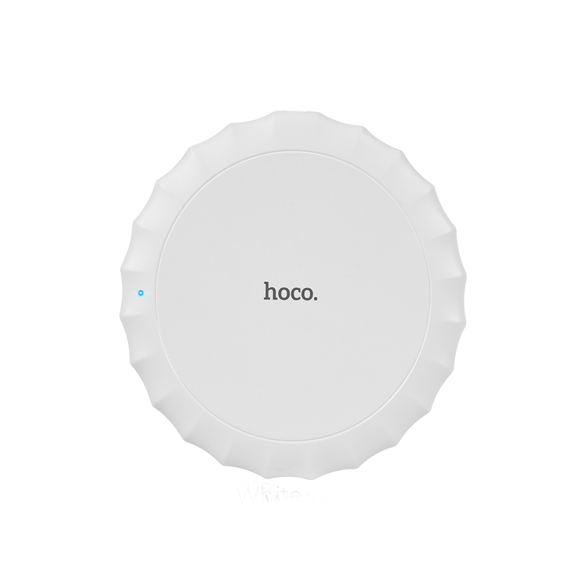 Đế sạc không dây Hoco CW13 + Tặng Cáp Lightning - Chính Hãng