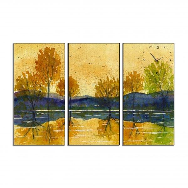 Tranh đồng hồ in Canvas Phản chiếu một góc đời - 3 mảnh - 7076671 , 9291920656977 , 62_10356178 , 987500 , Tranh-dong-ho-in-Canvas-Phan-chieu-mot-goc-doi-3-manh-62_10356178 , tiki.vn , Tranh đồng hồ in Canvas Phản chiếu một góc đời - 3 mảnh