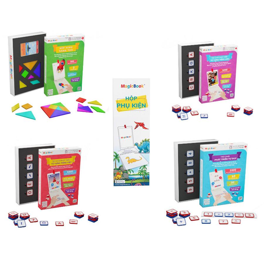 Trọn bộ 4 sản phẩm Magicbook Magicbook Combo XS-Box