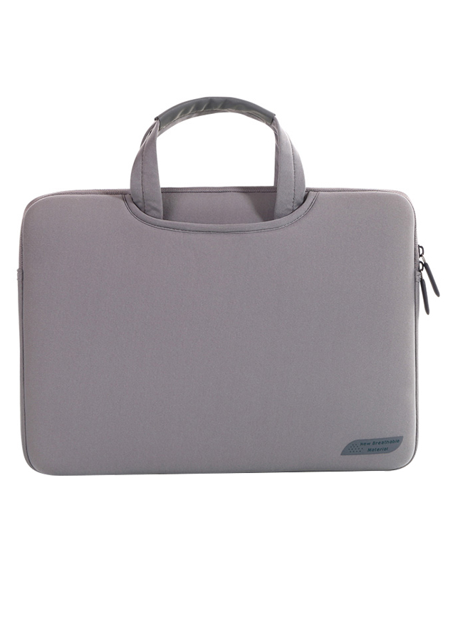 "Túi Laptop Đeo Vai Cartinoe Sleeves Breath Simplicity 15.6"" MIVIDA1108 - Xám"