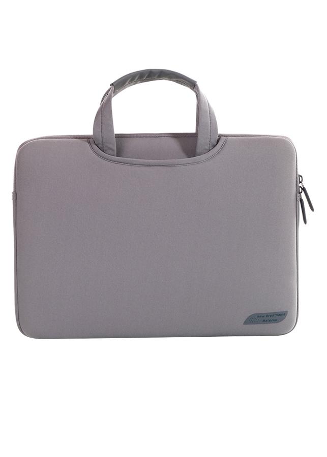 "Túi Laptop Đeo Vai Cartinoe Sleeves Breath Simplicity 15.4"" MIVIDA1101 - Xám"