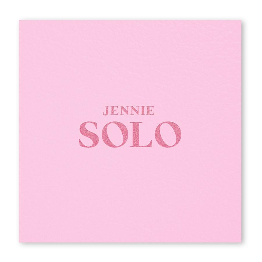 Jennie [Solo] Photobook - Hàng chính hãng