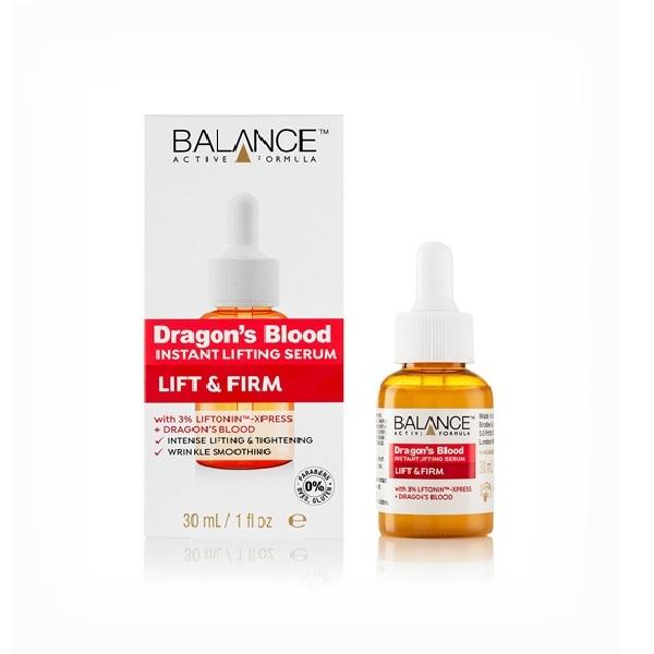 Tinh chất Dragon Blood Lifting Serum Balance dưỡng trắng tái tạo da 30ml