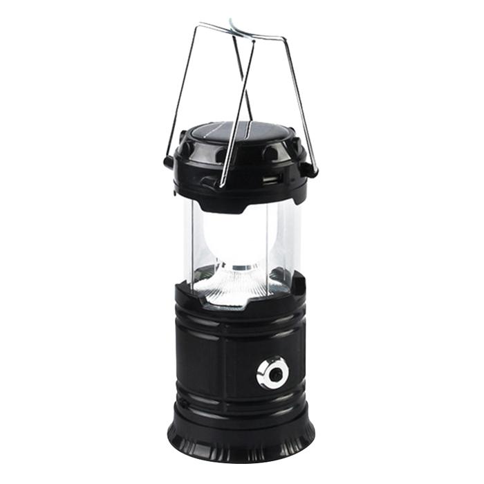 Đèn LED Năng Lượng Mặt Trời 3 Trong 1 HJ-5800T (Màu Ngẫu Nhiên)