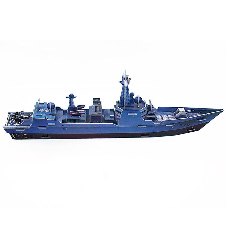 Mô hình giấy tàu thuyền - 2280823 , 4701650297005 , 62_14619608 , 90000 , Mo-hinh-giay-tau-thuyen-62_14619608 , tiki.vn , Mô hình giấy tàu thuyền