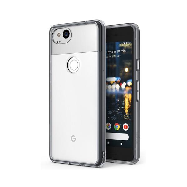 Ốp lưng dành cho Google Pixel 2 Ringke Fusion