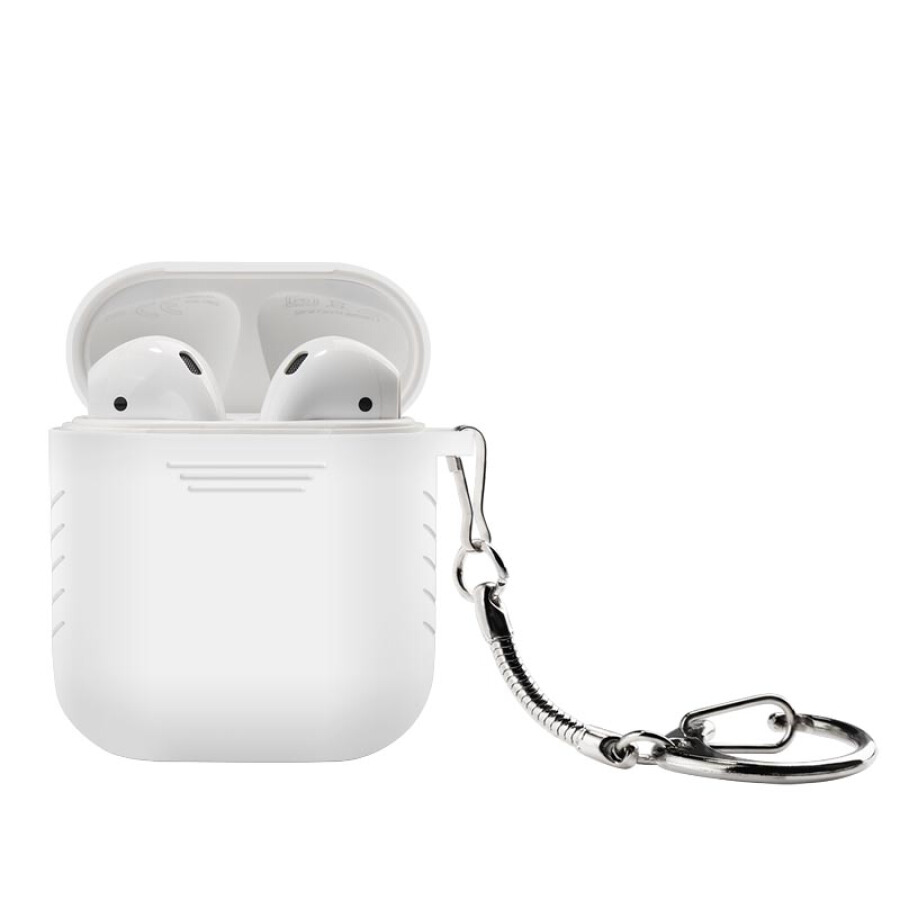 Hộp Silicone Bảo Vệ Tai Nghe Bluetooth Không Dây BUBM Airpods03