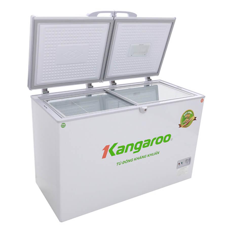 Tủ đông kháng khuẩn Kangaroo 298L 2 ngăn, 2 cánh KG298C2 - 1823139 , 7346482866202 , 62_13442632 , 7190000 , Tu-dong-khang-khuan-Kangaroo-298L-2-ngan-2-canh-KG298C2-62_13442632 , tiki.vn , Tủ đông kháng khuẩn Kangaroo 298L 2 ngăn, 2 cánh KG298C2