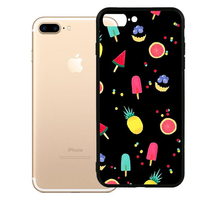 Ốp lưng viền TPU cao cấp cho Iphone 7 Plus - Summer 02