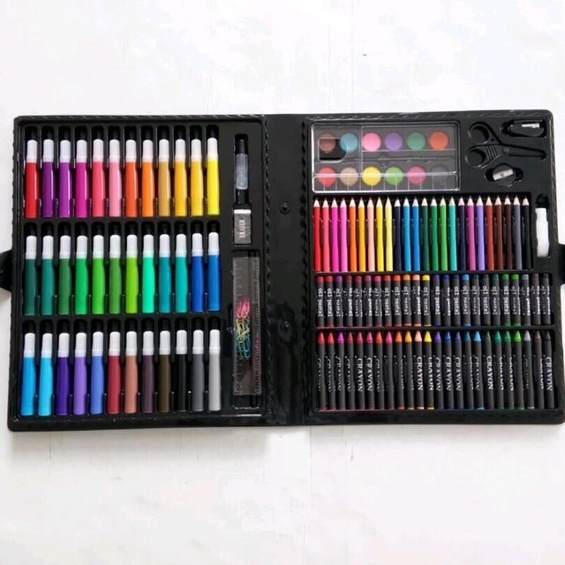 Hộp bút màu 150 chi tiết cho bé - 1329504 , 2667718428540 , 62_15310138 , 450000 , Hop-but-mau-150-chi-tiet-cho-be-62_15310138 , tiki.vn , Hộp bút màu 150 chi tiết cho bé