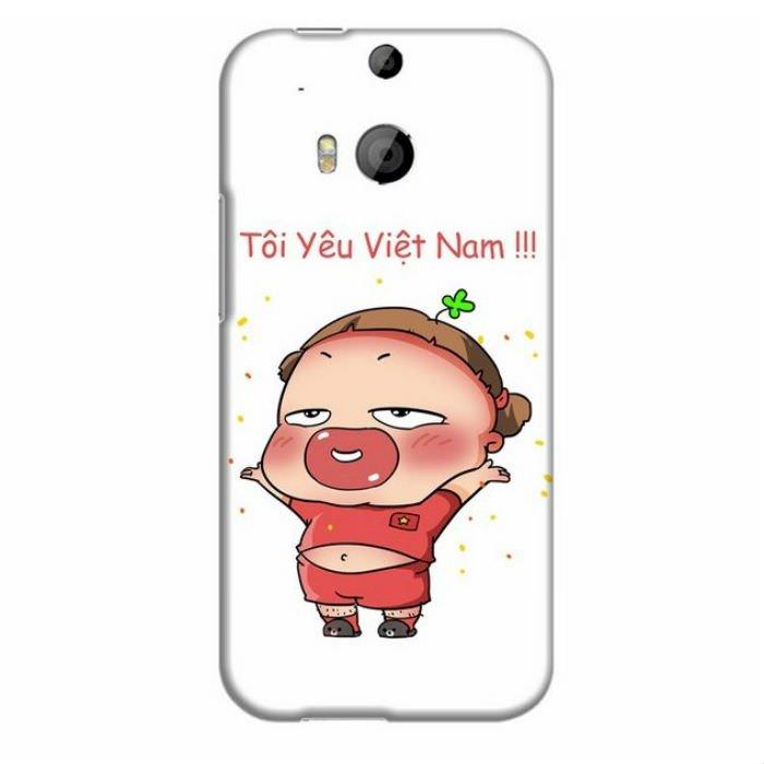 Ốp Lưng Dành Cho HTC M8 Quynh Aka 1