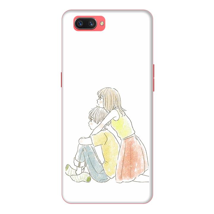 Ốp lưng điện thoại Realme C1 hình Tình Yêu Của Em