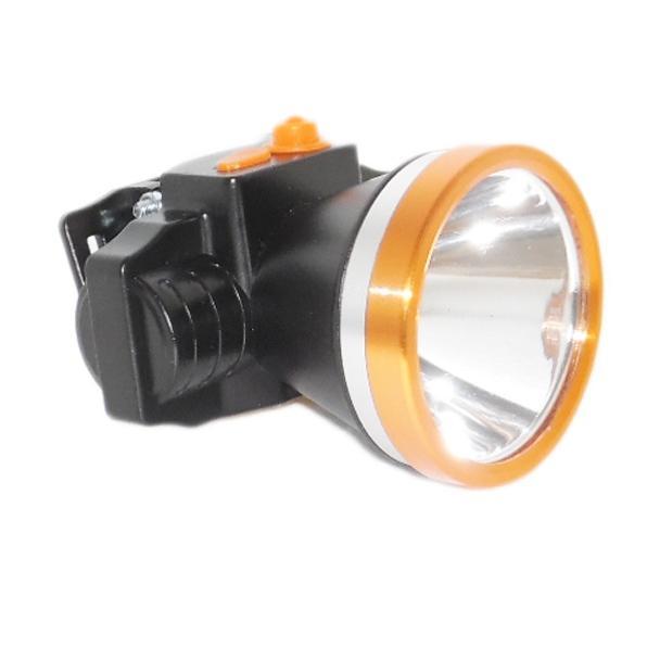 Đèn pin sạc đội đầu siêu sáng VS-607 38W (ánh sáng vàng)