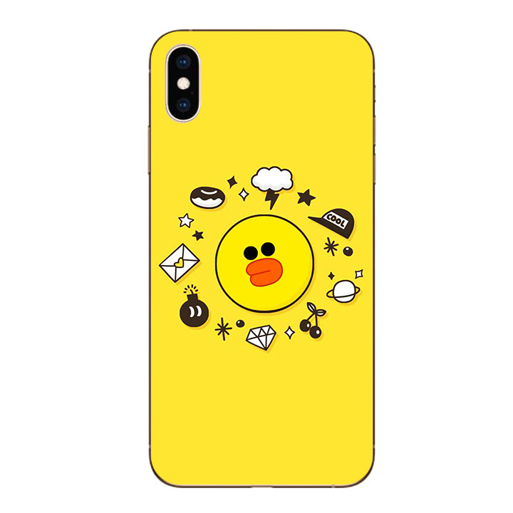 Ốp lưng dẻo cho Apple iPhone Xs Max _Duck - 1249930 , 5826651568134 , 62_6241397 , 200000 , Op-lung-deo-cho-Apple-iPhone-Xs-Max-_Duck-62_6241397 , tiki.vn , Ốp lưng dẻo cho Apple iPhone Xs Max _Duck