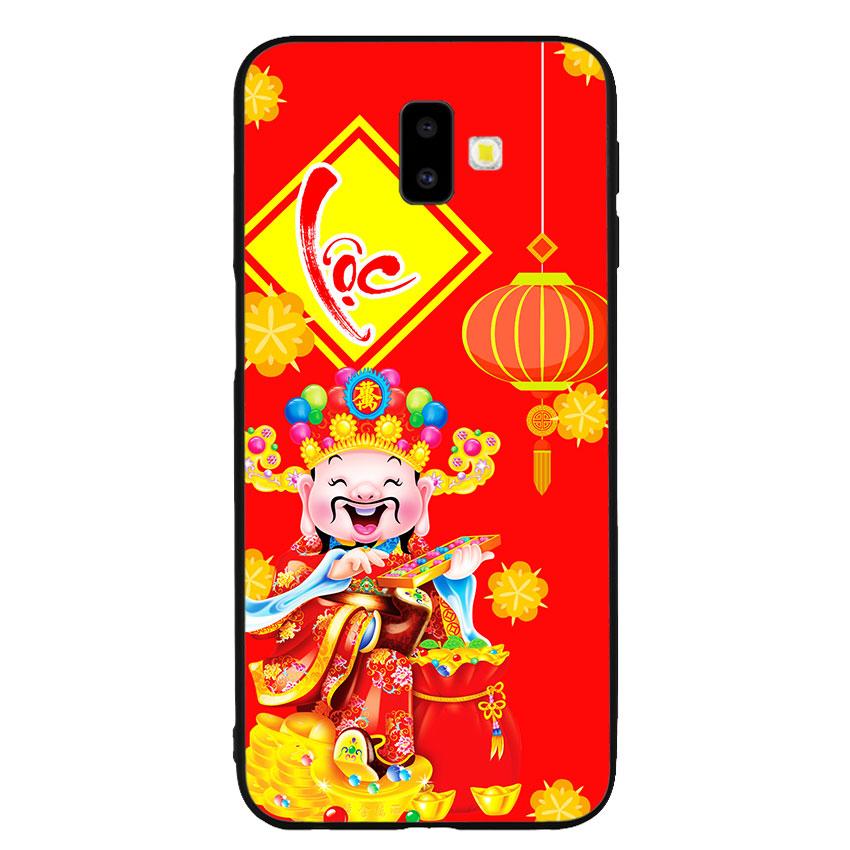 Ốp Lưng Viền TPU cho điện thoại Samsung Galaxy J6 Plus - Thần Tài 04 - 9488832 , 5260682389106 , 62_19300523 , 200000 , Op-Lung-Vien-TPU-cho-dien-thoai-Samsung-Galaxy-J6-Plus-Than-Tai-04-62_19300523 , tiki.vn , Ốp Lưng Viền TPU cho điện thoại Samsung Galaxy J6 Plus - Thần Tài 04