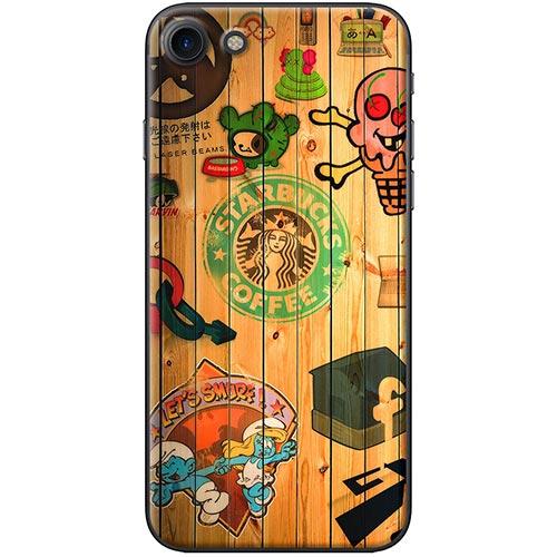 Ốp Lưng Hình Café Dành Cho iPhone 7 / 8