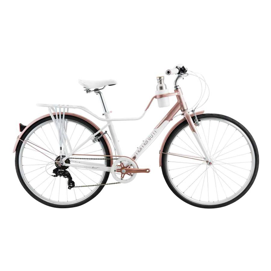 Xe đạp thể thao Giant 2019 INEED MACCHIATO - Trắng phối hồng