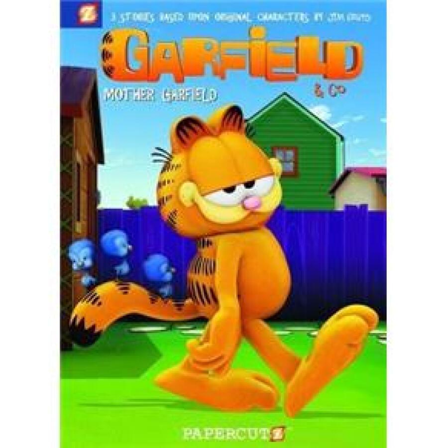 Garfield  Co. #6: Mother Garfield - 1318672 , 9348773837944 , 62_5306247 , 207000 , Garfield-Co.-6-Mother-Garfield-62_5306247 , tiki.vn , Garfield  Co. #6: Mother Garfield
