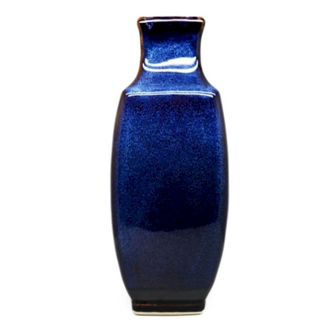 Bình hoa 4 cạnh đại Xanh sóng biển 8094 Rafferty Vase - 1163878 , 5171997285376 , 62_4670207 , 735000 , Binh-hoa-4-canh-dai-Xanh-song-bien-8094-Rafferty-Vase-62_4670207 , tiki.vn , Bình hoa 4 cạnh đại Xanh sóng biển 8094 Rafferty Vase