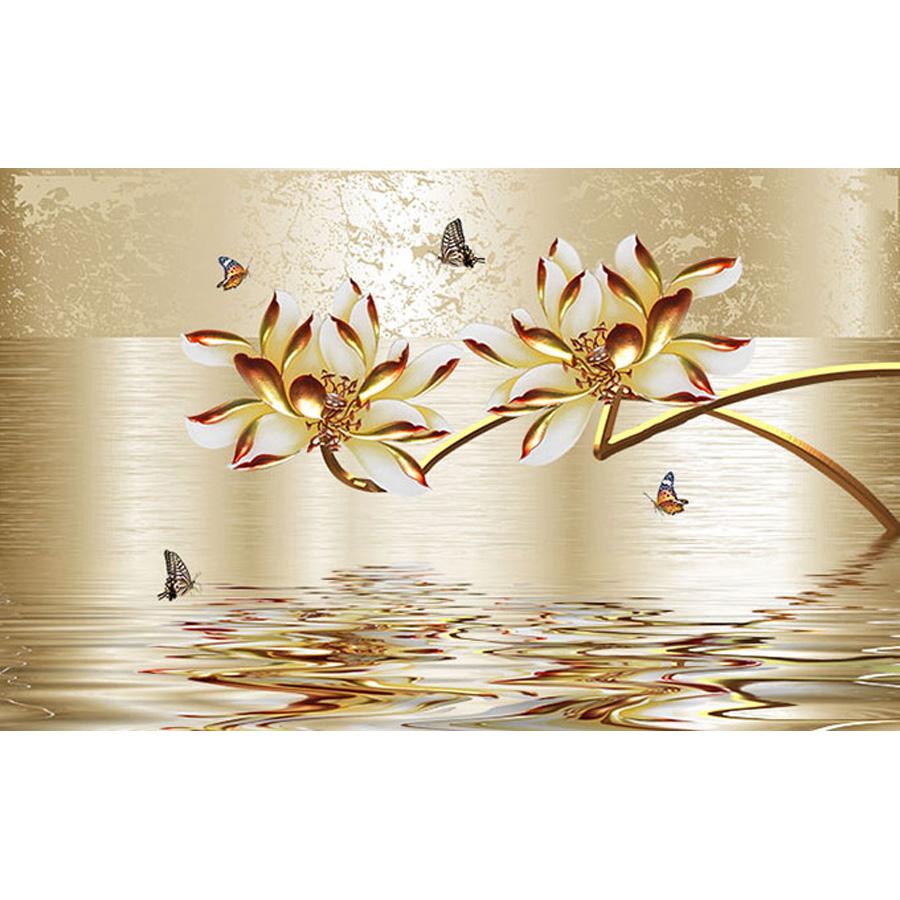 Tranh dán tường phong thủy hoa sen cá chép 3d 487 - 1245826 , 6700144658764 , 62_5319831 , 450000 , Tranh-dan-tuong-phong-thuy-hoa-sen-ca-chep-3d-487-62_5319831 , tiki.vn , Tranh dán tường phong thủy hoa sen cá chép 3d 487