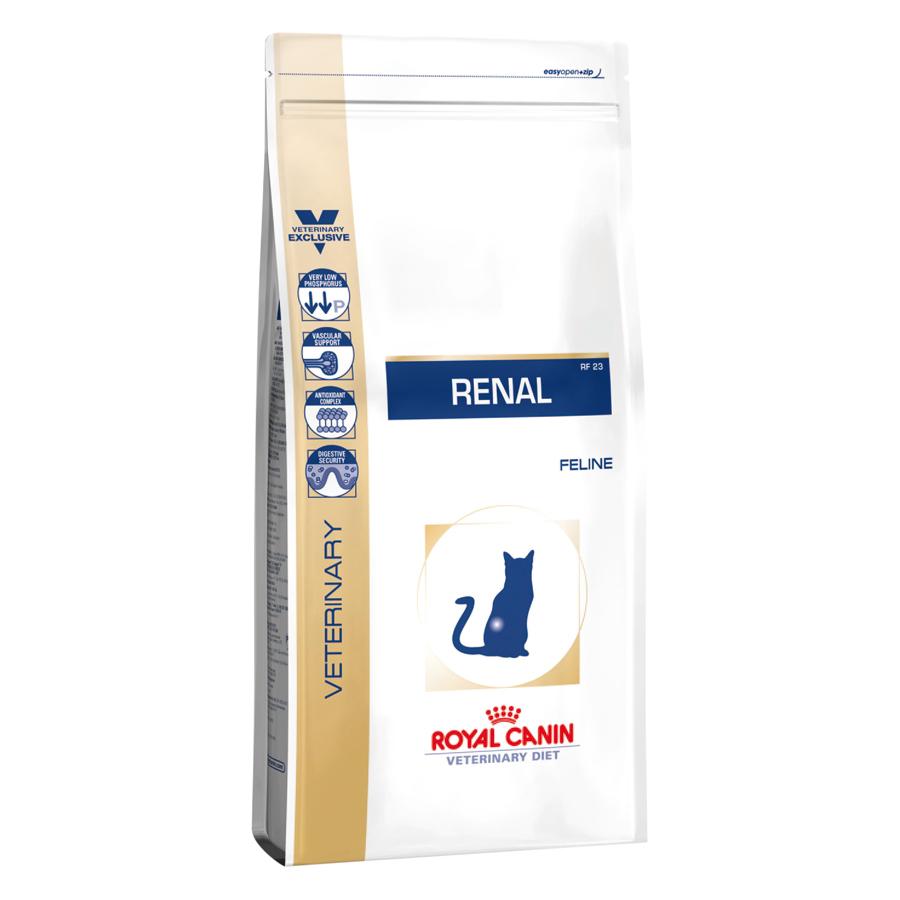 Thức Ăn Cho Mèo Royal Canin Renal Feline (2kg) - 905992 , 4639504704037 , 62_1709425 , 472000 , Thuc-An-Cho-Meo-Royal-Canin-Renal-Feline-2kg-62_1709425 , tiki.vn , Thức Ăn Cho Mèo Royal Canin Renal Feline (2kg)