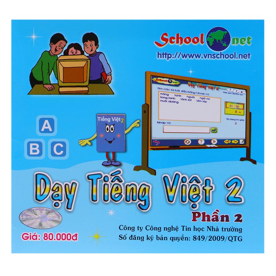 Phần Mềm Dạy Tiếng Việt 2 Phần 2 DTV2P2