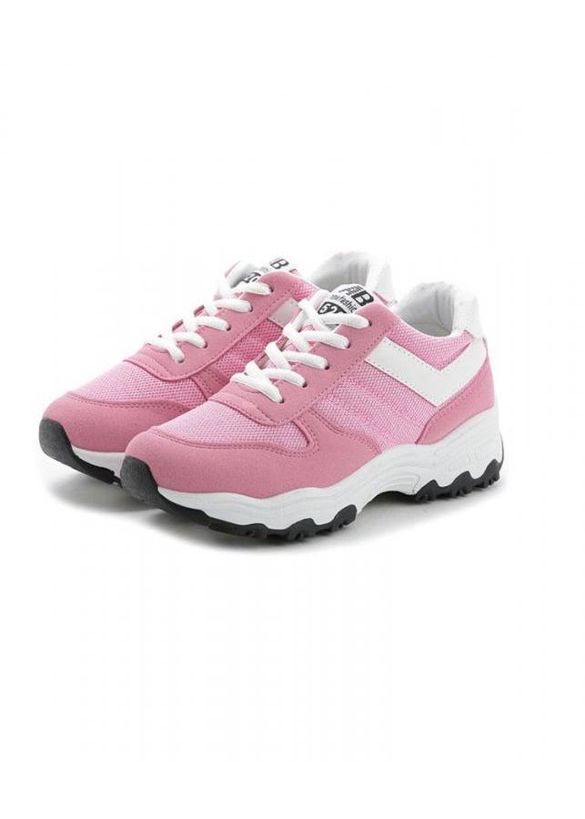 Giày thể thao sneaker phong cách Hàn Quốc TT058H (Hồng)