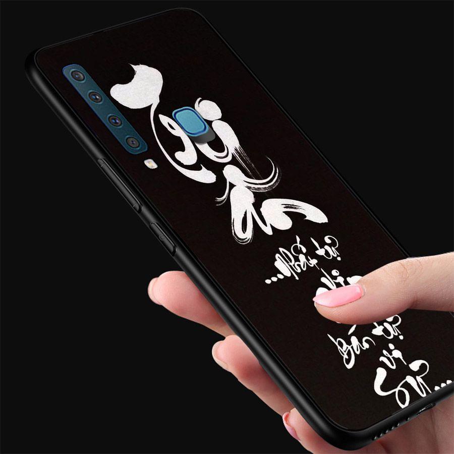 Ốp kính cường lực dành cho điện thoại Samsung Galaxy A9 2018/A9 Pro - M20 - thư pháp - tp053 - 2304357 , 5232527614056 , 62_14828755 , 208000 , Op-kinh-cuong-luc-danh-cho-dien-thoai-Samsung-Galaxy-A9-2018-A9-Pro-M20-thu-phap-tp053-62_14828755 , tiki.vn , Ốp kính cường lực dành cho điện thoại Samsung Galaxy A9 2018/A9 Pro - M20 - thư pháp - t