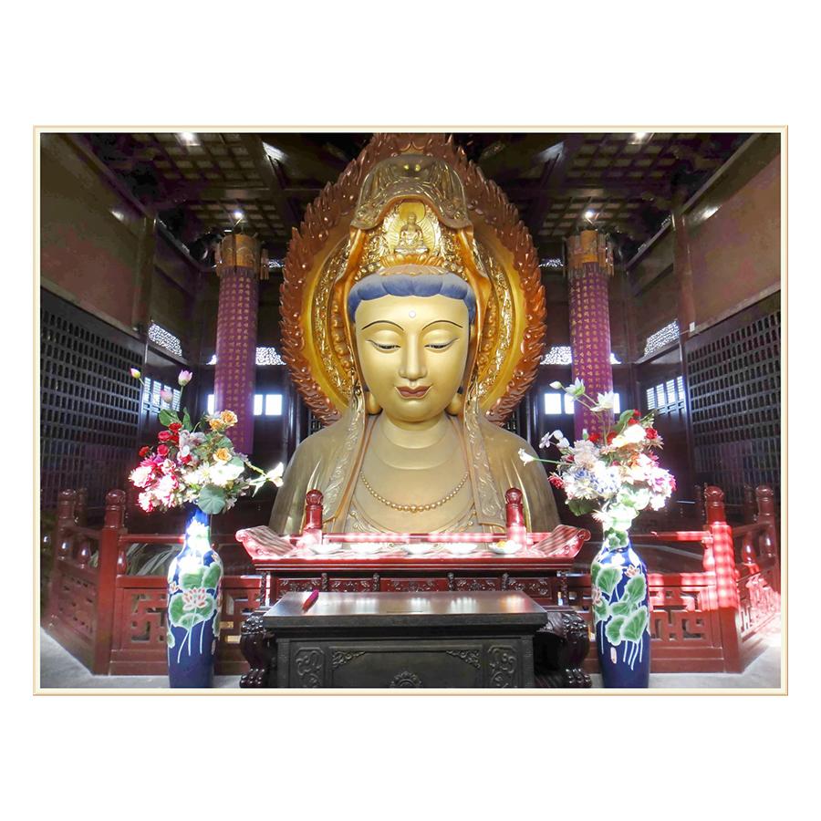 Tranh Phật Giáo Dán Tường - Mã 09