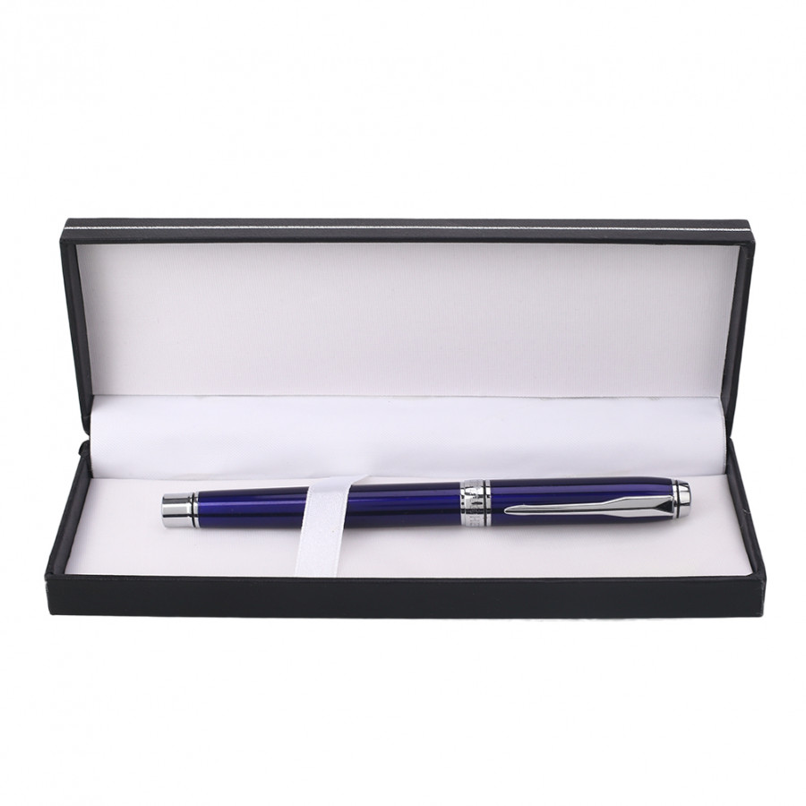 Pen Box Gift Box Business Style Black Paper Christmas Present
