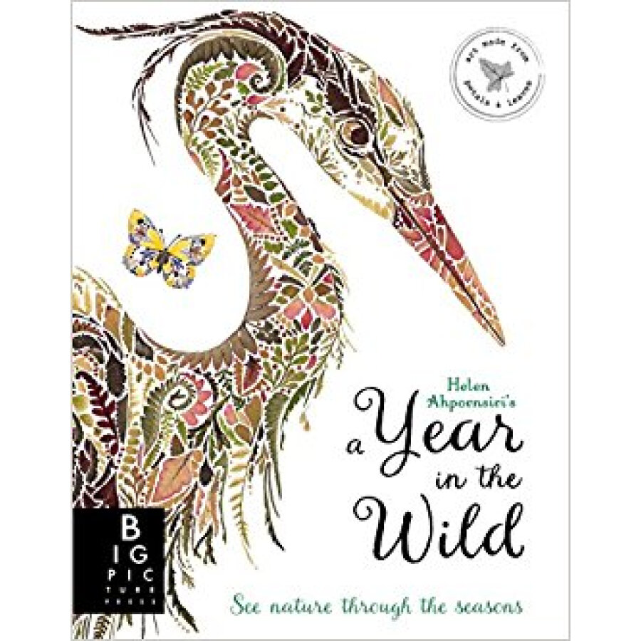 A Year in the Wild - 1231627 , 6006983802765 , 62_5255149 , 362000 , A-Year-in-the-Wild-62_5255149 , tiki.vn , A Year in the Wild