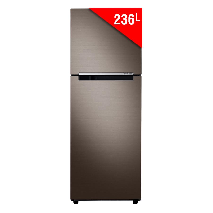 Tủ Lạnh Inverter Samsung RT22M4032DX/SV (236L) - Hàng chính hãng - 20090672 , 7846684001598 , 62_2109179 , 8090000 , Tu-Lanh-Inverter-Samsung-RT22M4032DX-SV-236L-Hang-chinh-hang-62_2109179 , tiki.vn , Tủ Lạnh Inverter Samsung RT22M4032DX/SV (236L) - Hàng chính hãng