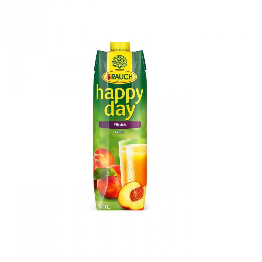 Nước Ép Đào Rauch - Happy Day 1L