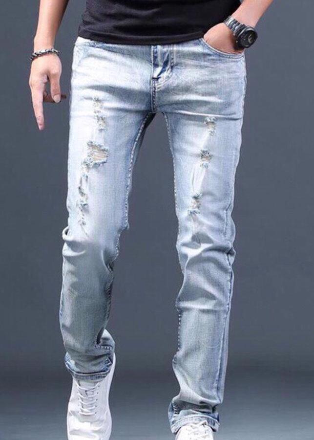 quần jean nam cao cấp TCS 125
