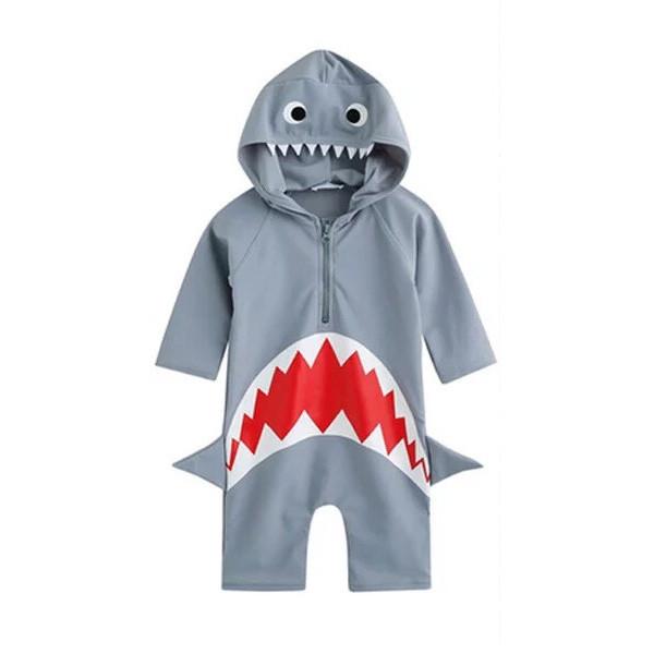Bộ bơi liền cộc hình cá mập cho bé từ 2 đến 7 tuổi - 1026377 , 6632822703049 , 62_6011093 , 300000 , Bo-boi-lien-coc-hinh-ca-map-cho-be-tu-2-den-7-tuoi-62_6011093 , tiki.vn , Bộ bơi liền cộc hình cá mập cho bé từ 2 đến 7 tuổi