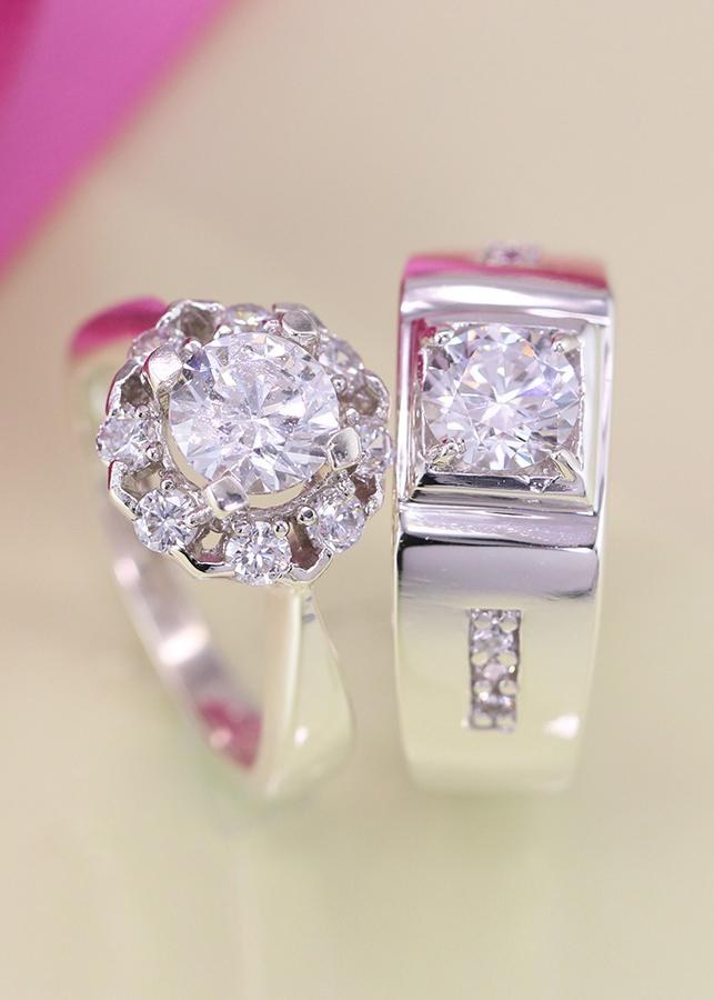Nhẫn đôi bạc nhẫn cặp bạc đẹp đinh đá ND0349 - 1473493 , 7700076866687 , 62_10868407 , 750000 , Nhan-doi-bac-nhan-cap-bac-dep-dinh-da-ND0349-62_10868407 , tiki.vn , Nhẫn đôi bạc nhẫn cặp bạc đẹp đinh đá ND0349