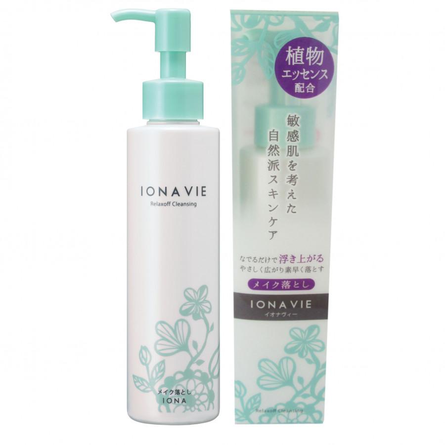 Tẩy trang dưỡng ẩm IONAVIE Relaxoff Cleansing 150ml